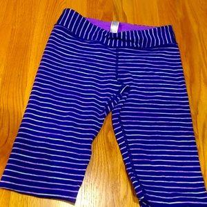 """Ivivva leggings size 14 pretty stripe 25 """""""